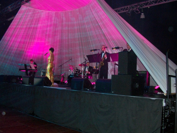 Live With My Band In Scotland, Corporate Event For Chevron