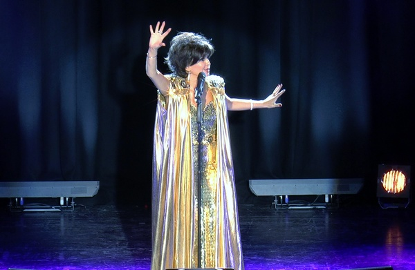 The Girl From Tiger Bay - The Dame Shirley Bassey Story, Oakengates Theatre